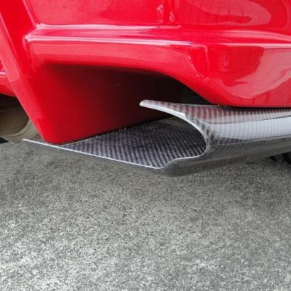 Вортекс генераторы на Toyota Celica T23