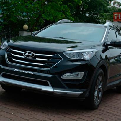 Обвес на Hyundai Santa Fe 3 (DM)