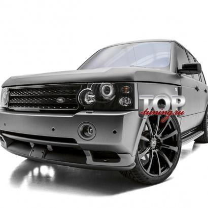 Тюнинг - Обвес Overfinch на Land Rover Range Rover Vogue 3
