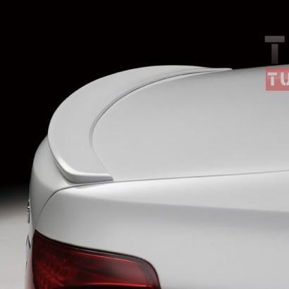 Спойлер на крышку багажника на BMW 5 F10