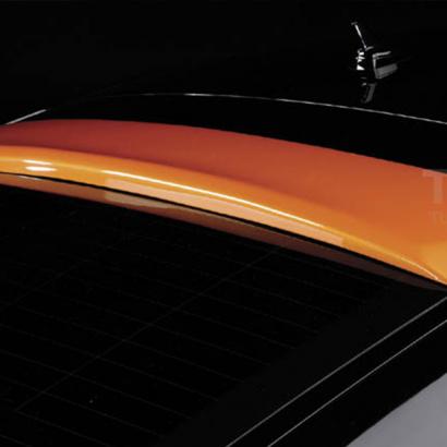 Накладка на заднее стекло - Обвес  Rieger на Audi TT 8J