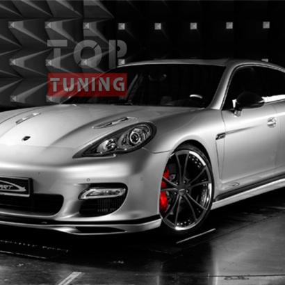 Тюнинг - обвес на Porsche Panamera