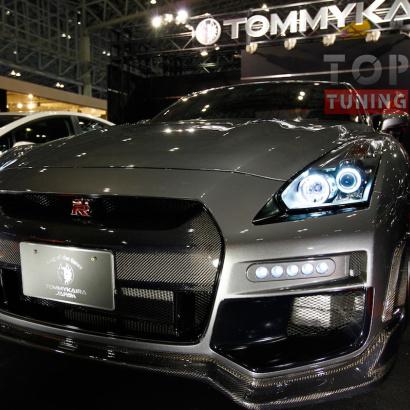 Тюнинг - Обвес на Nissan GT-R R-35