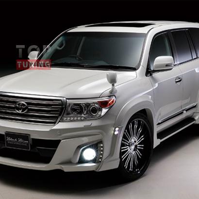 Тюнинг - Обвес на Toyota Land Cruiser 200