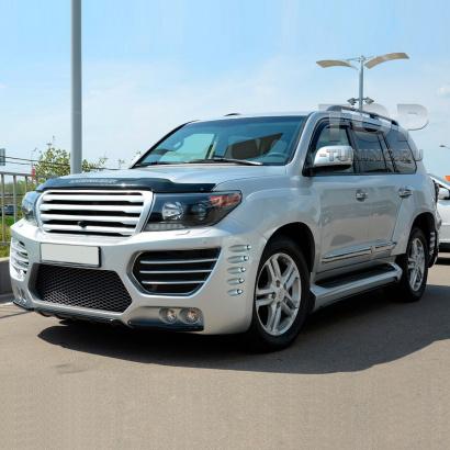 Обвес INVADER на Toyota Land Cruiser 200