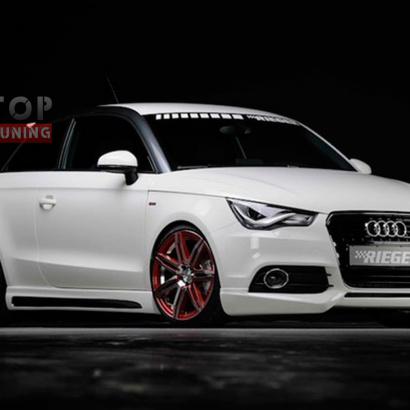 Тюнинг - обвес на Audi A1