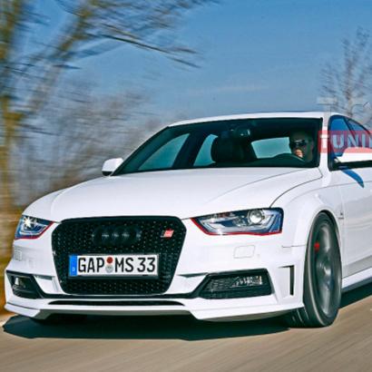 Тюнинг - Обвес на Audi A4 B8