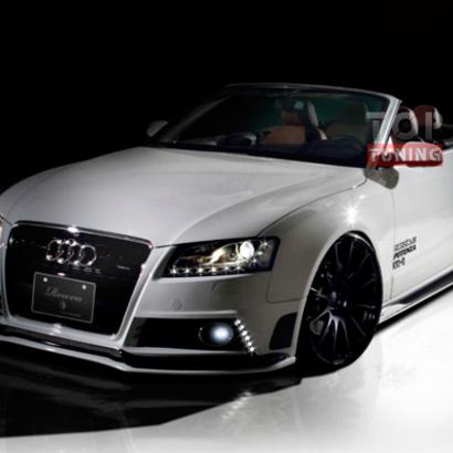 Аэродинамический обвес на Audi A5