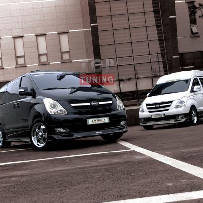Тюнинг - Обвес на Hyundai Grand Starex
