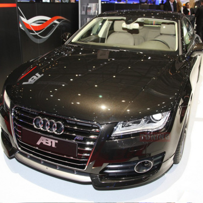 Тюнинг - Обвес на Audi A7