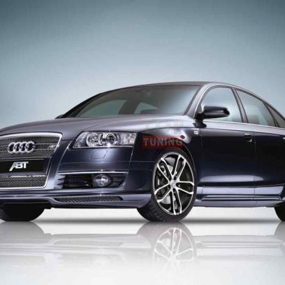Тюнинг - Обвес на Audi A6 C6