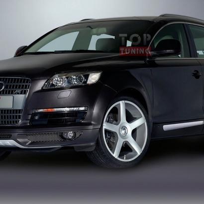 Тюнинг - Обвес на Audi Q7