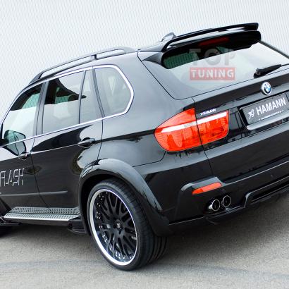 Расширители арок на BMW X5 E70