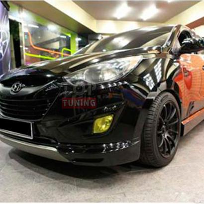 Тюнинг - Обвес на Hyundai ix35
