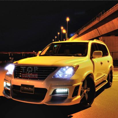 Тюнинг - Обвес на Lexus LX570 UJR 200