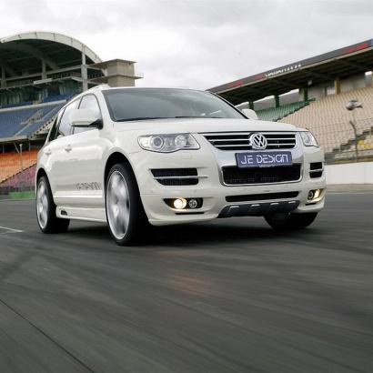 Тюнинг - Обвес на VW Touareg I