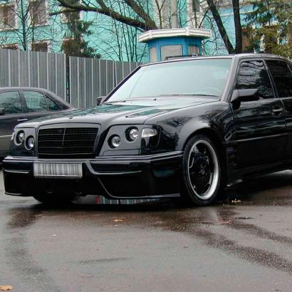 Тюнинг - Обвес на Mercedes E-Class W124