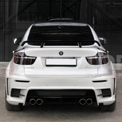 Задний бампер на BMW X6 E71