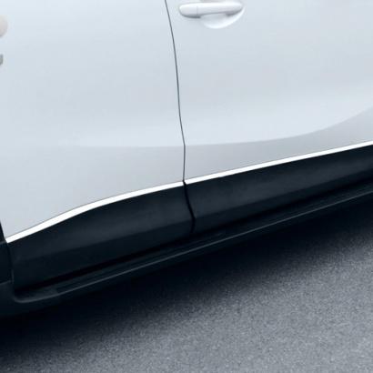 Молдинги дверей  на Mazda CX-5 1 поколение