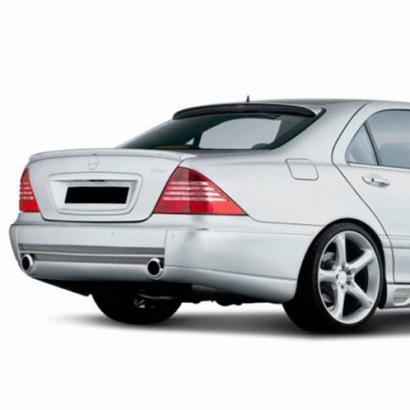Задний бампер на Mercedes S-Class W220