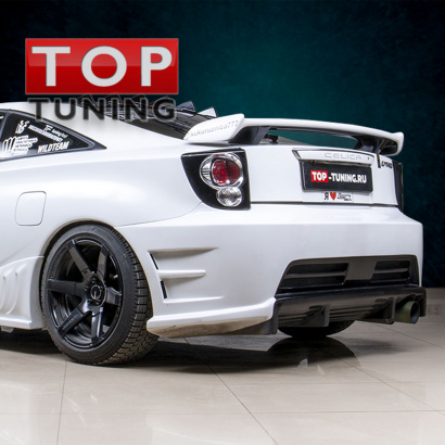 Задний бампер - Обвес  Weber Sport на Toyota Celica T23