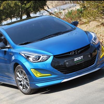 Обвес на Hyundai Elantra 5 (Avante MD)