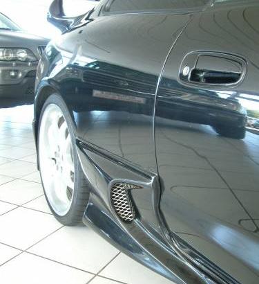 Пороги - Обвес на Toyota Celica T20