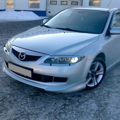 Тюнинг - Обвес на Mazda 6 GG, GY