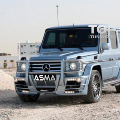 Тюнинг - Обвес на Mercedes G-Class W463