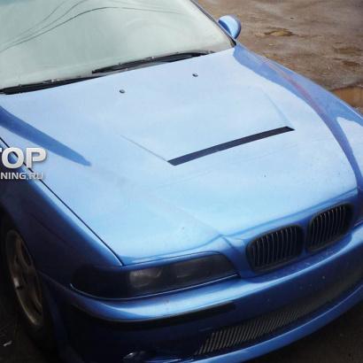 Капот с воздуховодом на BMW 5 E39