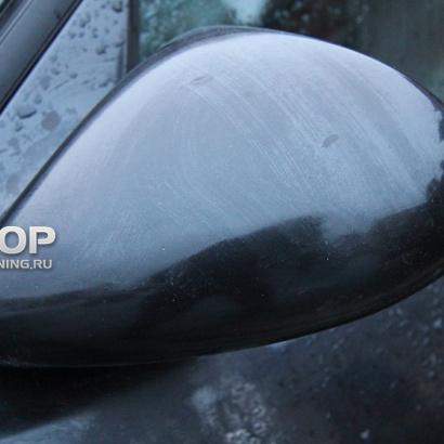 Накладки на зеркала на BMW 5 E39