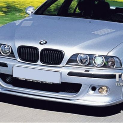 Рамки на противотуманные фонари на BMW 5 E39