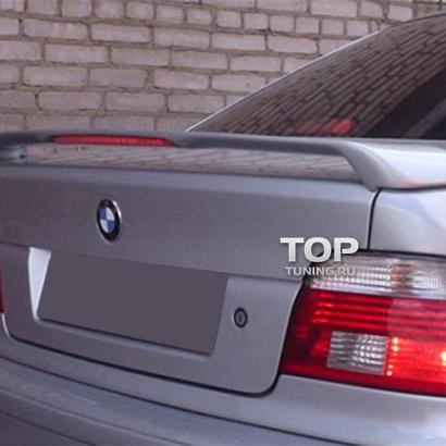 Спойлер на крышку багажника на BMW 5 E39