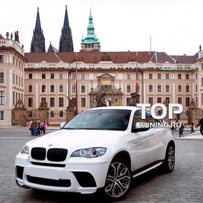 Тюнинг - Обвес на BMW X6 E71
