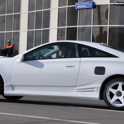 Пороги - Обвес C-One на Toyota Celica T23