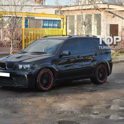 Тюнинг - Обвес  на BMW X5 E53