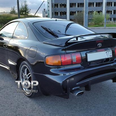 Задний бампер - Обвес на Toyota Celica T20