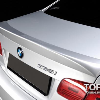 Спойлер крышки багажника на BMW 3 E92