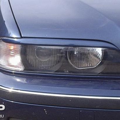 Реснички на BMW 5 E39