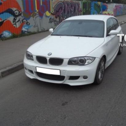 Тюнинг - Обвес на BMW 1 E81