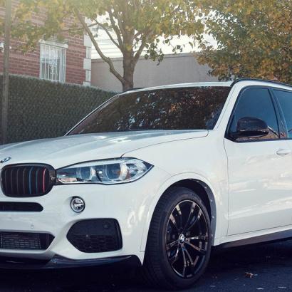 Тюнинг - Обвес на BMW X5 F15