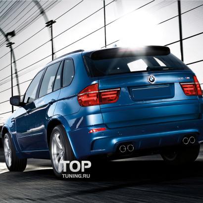 Тюнинг - Обвес на BMW X5 E70
