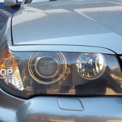 Реснички на BMW X3 E83