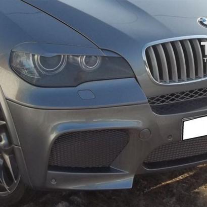 Реснички на BMW X5 E70