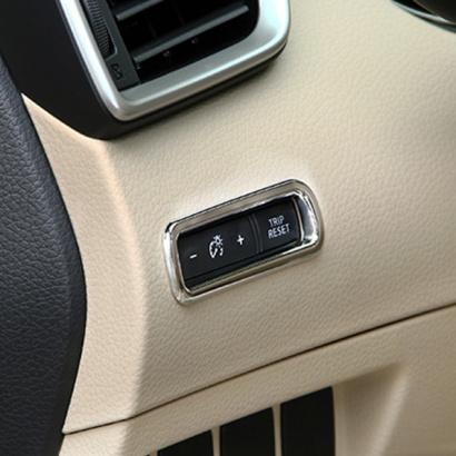 Молдинг панели управления приборов на Nissan X-Trail T32