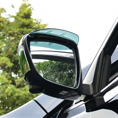 Козырьки на зеркала на Nissan X-Trail T32