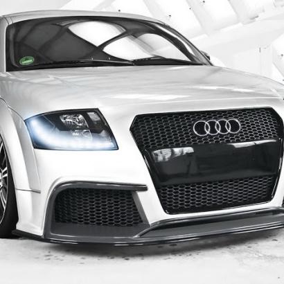 Тюнинг - Обвес на Audi TT 8N