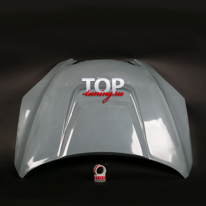 Тюнинг - Капот на Mazda 3 BK