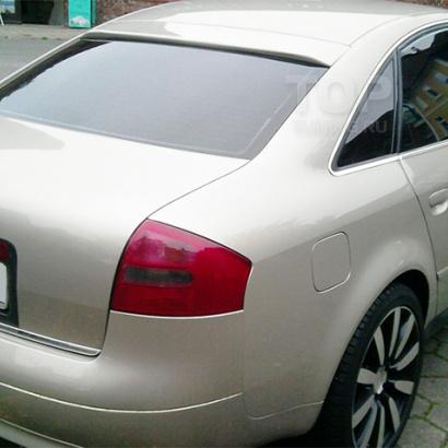 Тюнинг - Козырек  на Audi A6 C5