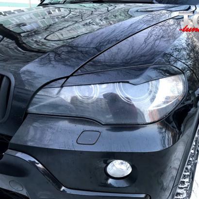 Тюнинг - Реснички  на BMW X5 E70